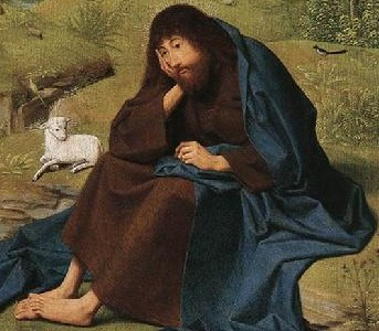 john the baptist cropped